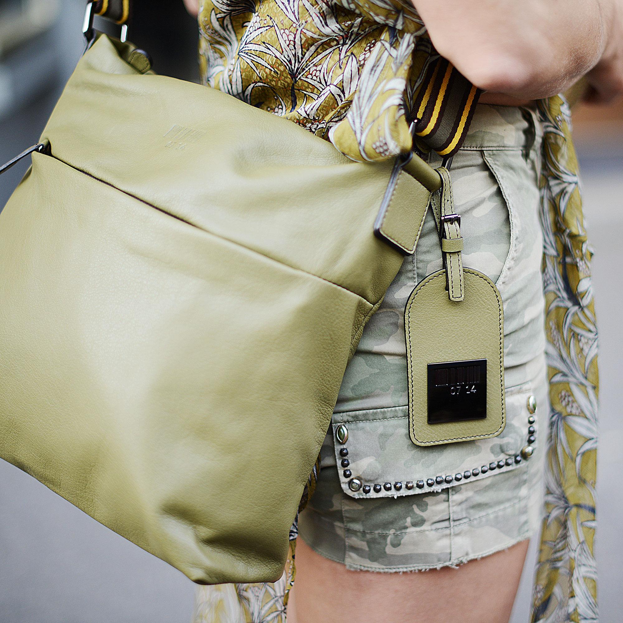 Tasche grün 0814